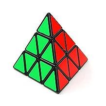 Dayan B00AEI58HI0810 Shengshou Pyraminx Speedcubing Black Puzzle