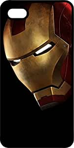 Ironman Tinted Rubber Case for Apple iPhone 4 or iPhone 4s