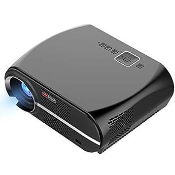 GP100 1280x800 Home Theater Proyector LED con luz indicadora ...