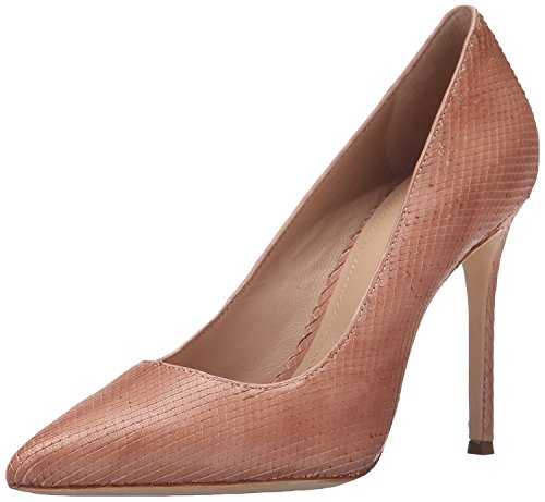 Pour La Victoire Women's Celeste Dress Pump, Blush Summer Leather, 7.5 M US by Pour La Victoire