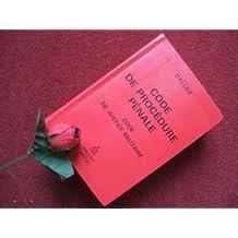 Code de procédure pénale, 1992-1993 Code de justice militaire (Codes Dalloz)