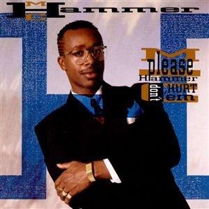 MC Hammer - Please Hammer Don't Hurt 'Em - Capitol Records - 064-7 92857 1