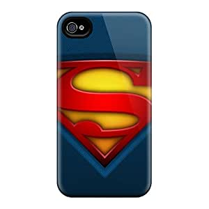 Iphone 6 Ksg4285fXzt Unique Design Realistic Superman Pattern Scratch Protection Hard Phone Covers -ErleneRobinson