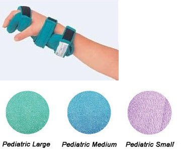 Comfy Pediatric Wrist/Hand/Finger Orthosis Large Extra Cover by Sammons Preston