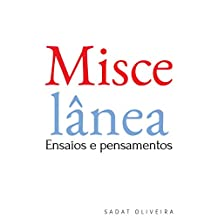 Miscelânea: Ensaios e Pensamentos (Portuguese Edition)