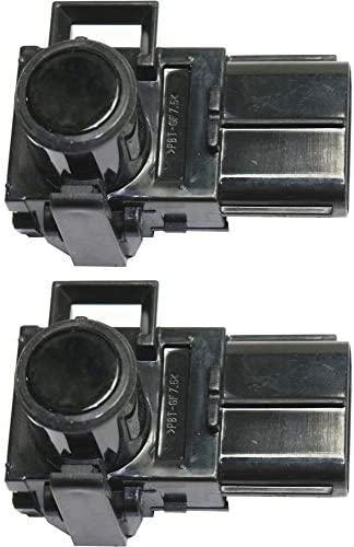 Parking Assist Sensor Set of 2 Compatible with 2014 Toyota Tundra Left and Right Side