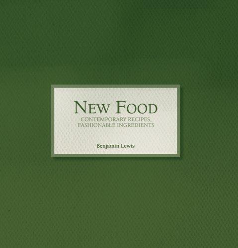 New Food - Contemporary Recipes, Fashionable Ingredients (Acai Brazilian Fruit)