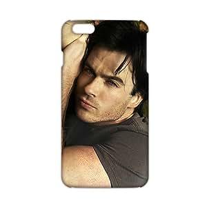 Slim Thin Ian Joseph Somerhalder Phone Case for iPhone 6 plus