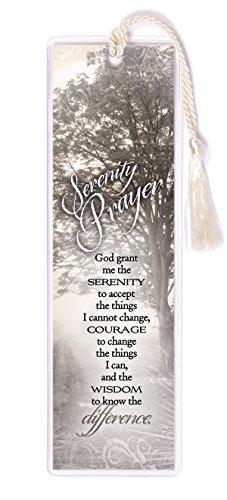 Bookmark-Serenity Prayer Serenity Prayer Bookmark