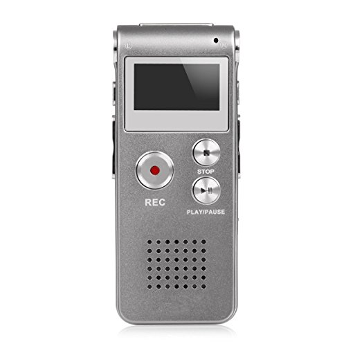 Onepalace 6 in 1 Digital Voice Recorder Vm85 with USB Rechar