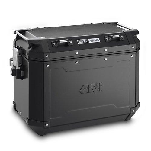 GIVI OBKN48BPACK2A 48Ltr OUTBACK pair left+right case black