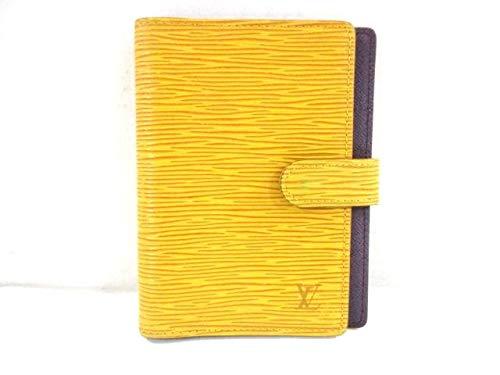 (ルイヴィトン)LOUIS VUITTON 手帳 ジョーヌ R20059 アジェンダPM 【中古】   B07N2K9WFJ