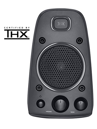 Z625 Powerful THX Sound 2.1 Speaker System for TVs, Game Consoles and Computers by Logitech (Image #4)