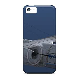 Randolphfashion2010 Iphone 5c Well-designed Hard Cases Covers C 130 Fsx Protector