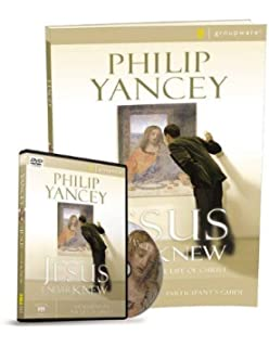 The jesus i never knew philip yancey bill richards 0889290313843 the jesus i never knew participants guide with dvd six sessions on the life of fandeluxe Images