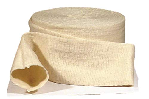 Tetra-Grip Tubular Elastic Support Bandage 5'' x 11 Yd Latex-Free, One 11 yd Roll per Box