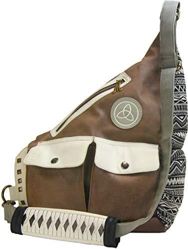 Walking Dead Accessories (The Walking Dead - Michonne Faux Leather Sling)