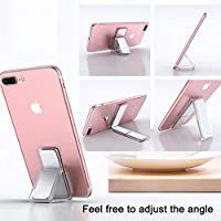 Pink Sticky Gel Pads Cell Phone Sticker WSQIWNI Nano Rubber Pads Car Mount Anti-Slip Stick to Anywhere Silicone Sticky Gel Pad Sticky Phone Holder for Car Sticky Cell Pads