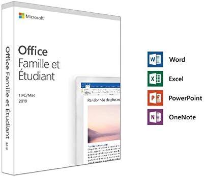 Microsoft Office Home & Student 2019 1 licencia(s) 1 año(s ...