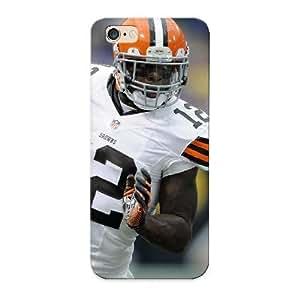 Ideal Stylishgojkqt Case Cover For Iphone 6 Plus(josh Gordon 49ers Nfl Player), Protective Stylish Case