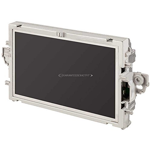 OEM COMMAND Navigation Display Screen For Mercedes E300 E350 E550 & E63 AMG - BuyAutoParts 18-41079R Remanufactured (E350 Navigation 2011 Mercedes)