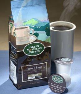 Green Mountain Coffee Signature French Roast (Organize)