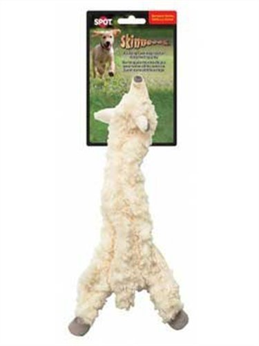 Ethical 5716 Skinneeez Wooly Sheep Stuffing-Less Dog Toy, 23-Inch, My Pet Supplies