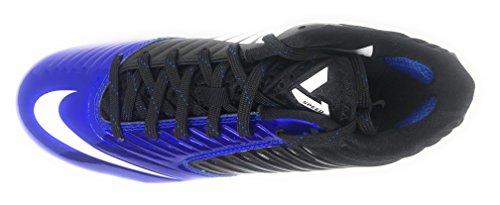 Nike Hommes Vitesse De La Vapeur Basse Td Moulé Football Crampons (7,5 D (m) Us, Sport Royal / Blanc)