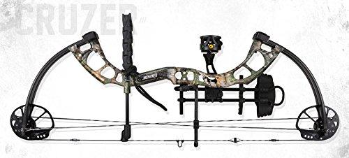 Bear Archery Cruzer Ready to Hunt Compound Bow Package 70lb RH A5CZ21007R by Bear Archery (Image #2)