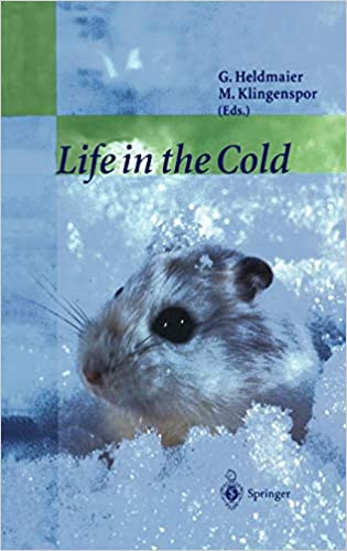 Life in the Cold: Eleventh International Hibernation Symposium