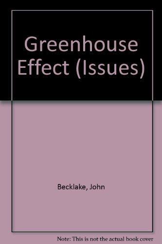 Greenhouse Effect (Issues)