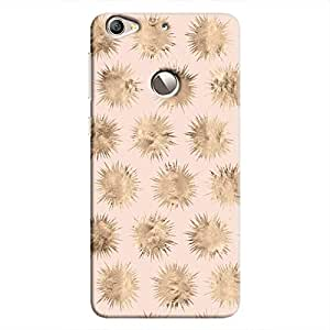 Cover It Up - Sand Star Pink Le 1s Hard Case