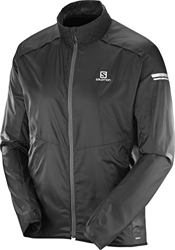 AGILE WIND JKT M, Black, L