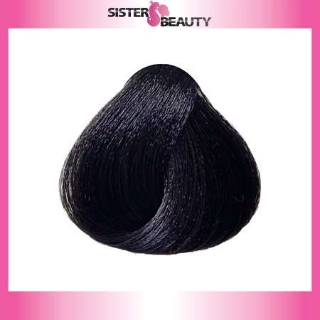 Wella Black Demi Permanent Hair Color 1N Black