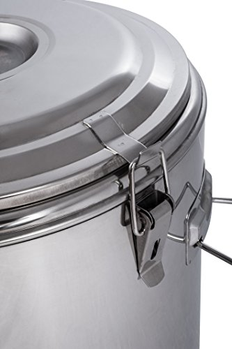 Chapman 15 Gallon ThermoBarrel Stainless Steel Mash Tun by Chapman Brewing Equipment (Image #1)
