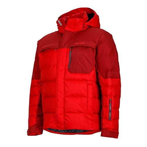 Uomo Marmot Sci snowboard Rosso Da Piumino Shadow vXqFAnxXfR