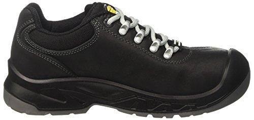 Mixte Ci Adulte Chaussures Travail Diadora Noir nero Diablo Low De S3 wqanT0g7