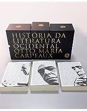 Box - História Da Literatura Ocidental, 3 Vols. (carpeaux)