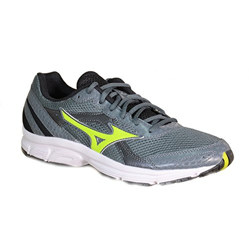 Mizuno Zapatos Deportivos Tejido Running 150340 - Gris, 40,5