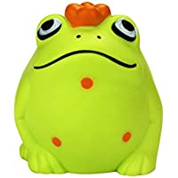 Makeupstore Newest Decompression Toy, Squishy toys Stress Reliever Scented Super Slow Rising Kids Toy Cute Animal Frog Squeeze Toy For Kids Party Gift