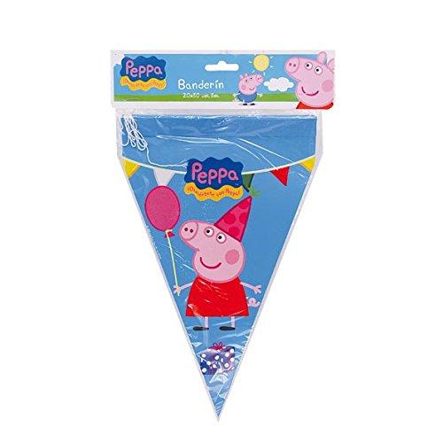 Peppa Pig Pennant Verbetena 016000776