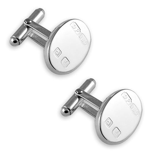 silver Gift Dress hallmark Studs Shirt Sterling Set Cufflinks heavyweight feature 8YUwdZ