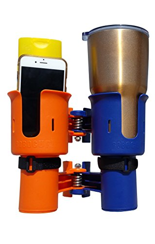ROBOCUP ORANGE&NAVY, UPGRADED VERSION, Best Cup Holder for...