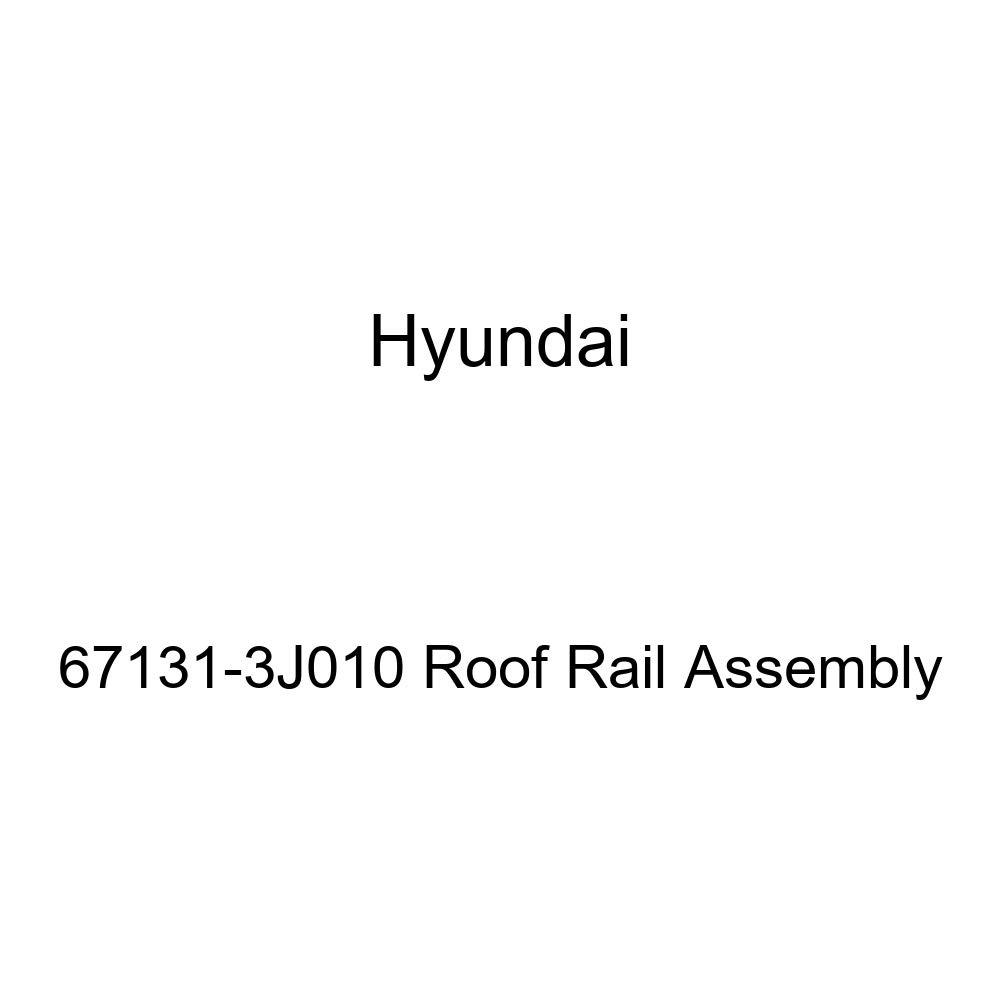 Genuine Hyundai 67131-3J010 Roof Rail Assembly