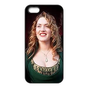 Kate Winslet Celebrity iPhone 4 4s Cell Phone Case Black PhoneAccessory LSX_879545