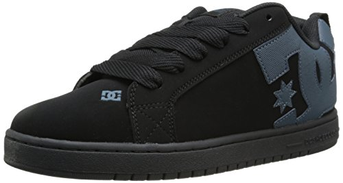 DC US Black Blue Emerald 5 Carbon Graffik Men's 9 Skate Court Shoe SBwncSW1rH
