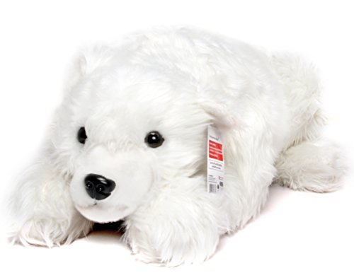 big stuffed animal polar bear - 3