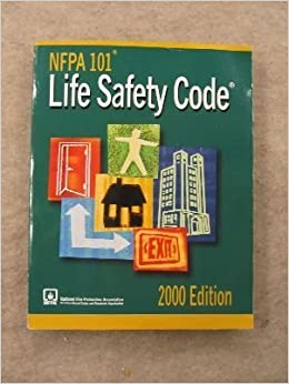Nfpa 101: Life Safety Code 2012 by National Fire Protection Association (2011, …