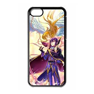 Code Geass iPhone 5c Cell Phone Case Black Gift pjz003_3415690