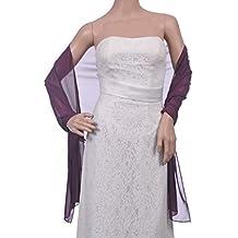 Vimans Fashion Long Chiffon Bridal Evening Shawls Scarves Wrap/Stole/Pashmina